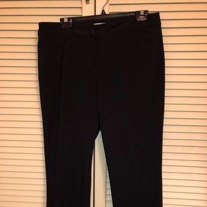 Liz Claiborne Black Dress Pants Size 12